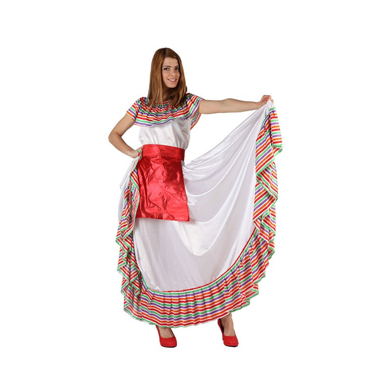 Disfarce de Mexicana