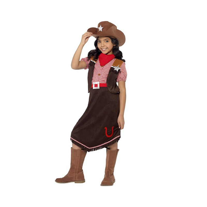 Disfarce de Cowgirl