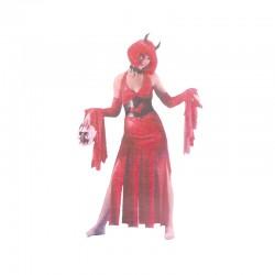 Camila Vermelha Diabo