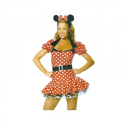 Disfarce de Minnie