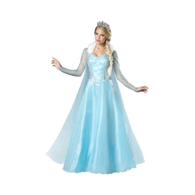 Disfarce de Elsa Frozen