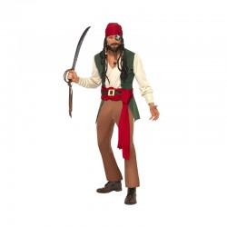 Disfarce de Pirata