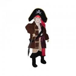 Disfarce de Pirata das Caraíbas