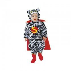 Disfarce de Super Tigre