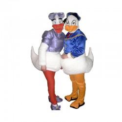 Disfarce de Pato Donald