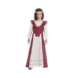 Disfarce de Princesa Medieval