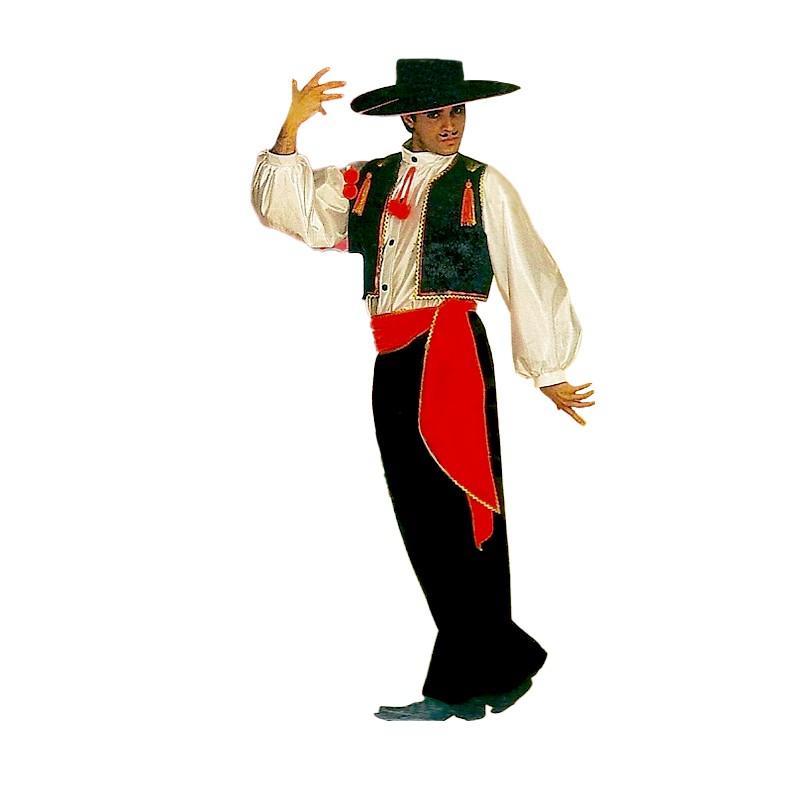 Disfarce de Dançarino de Flamengo Joaquim